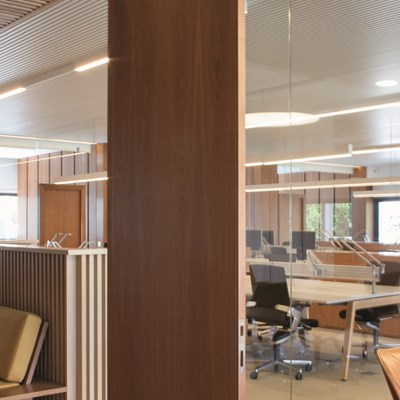 Offices rehabilitation and interior design